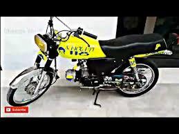 cg honda 125 and cd70 modified bikes