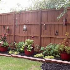 70 Gorgeous Backyard Privacy Fence Decor Ideas On A Budget 61 Privacy Fence Landscaping Backyard Patio Backyard
