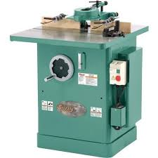 Grizzly G1026 3 Hp Shaper Wood Magazine