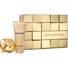 paco rabanne lady million gift set edp