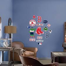 Fathead Junior Boston Red Sox Wall Decals