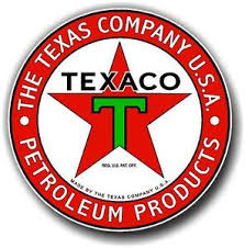 24 Texaco Petroleum Products Gasoline Oil Vinyl Decal For Gas Pump Lubster Ebay