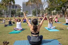 best places to do yoga in los angeles