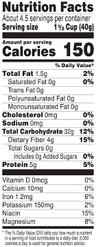 kashi 7 whole grain cereals puffs kashi