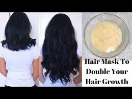hair mask to double your hair growth in
