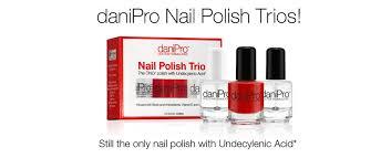 home danipro nails