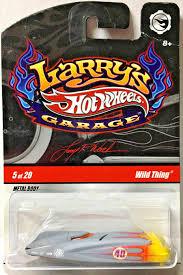 Hot Wheels Larry S Garage Silver Wild Thing 5 20 Walmart Com Walmart Com