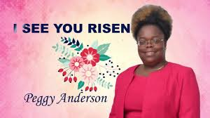 I SEE YOU RISEN LYRIC VIDEO BY PEGGY ANDERSON - YouTube