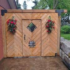 Fence Inserts Gate Inserts Yard Art Gifts Etsy