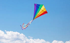 homemade kites that flying wind games