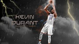 kevin durant dunking wallpaper