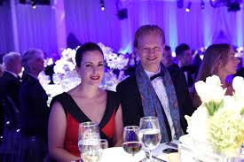 Adriana Cisneros de Griffin & Marcello Coltro at the Miami City Ballet Gala  2015 | Miami City Ballet
