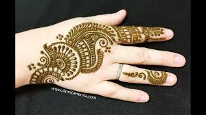 mehndi design arabic simple and easy images