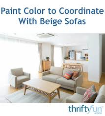 paint color to coordinate with beige