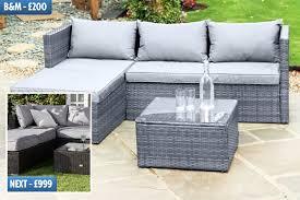 b m s stunning garden sofa furniture is
