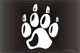 Footprints Handprints Decals Stickers Decalboy