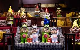 gnomes are putting smiles on lots