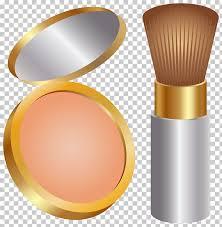 brush face powder cosmetics face