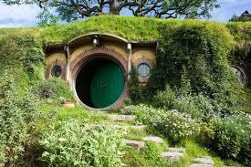 Bilbo Baggins House