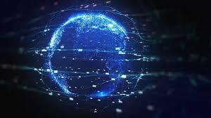 cyber globe live wallpaper wallpaperwaifu