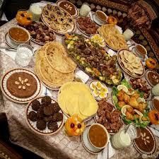 صور فطور رمضان أجمل موائد وأكلات في شهر رمضان