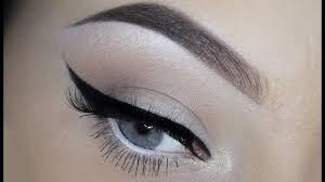 easy natural eye makeup tutorial for