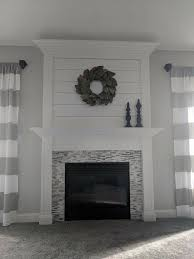 wood fireplace mantle fireplace