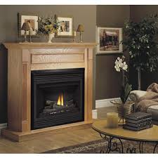 cfm gas fireplace insert 36in