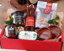 spanish picnic gift box spanish food