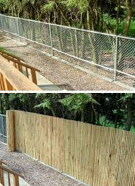 70 Backyard Chain Link Ideas Backyard Chain Link Fence Fence