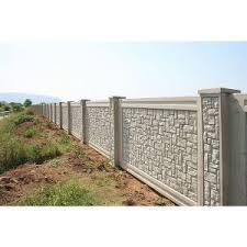 Precast Concrete Boundary Walls Fencing Aftec Llc Sweets