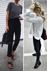 minimalist style clothes to try this