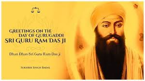 shri guru ram das ji an inspiration to all sukhbir singh badal