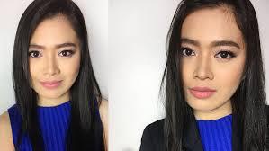 graduation pictorial makeup rogen arizala