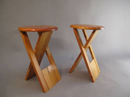 Adrian Reed for Princes Design Works - set of two stools, - Catawiki