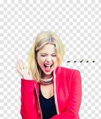 Ashley Benson Pretty Little Liars Hanna Marin Abigail Deveraux Photo Shoot  - Lucy Hale Transparent PNG