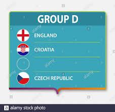 Campionato europeo di calcio D. 2020 Euro Immagine e Vettoriale - Alamy