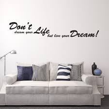 Shop Dreams Wall Decal Vinyl Art Home Decor Quotes And Sayings Overstock 11692662