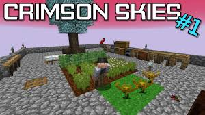 crimson skies 1 first day in a new
