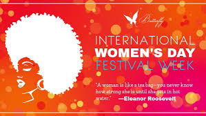 international women s day festival week quote facebook cover