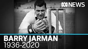 wicketkeeper Barry Jarman dies aged ...