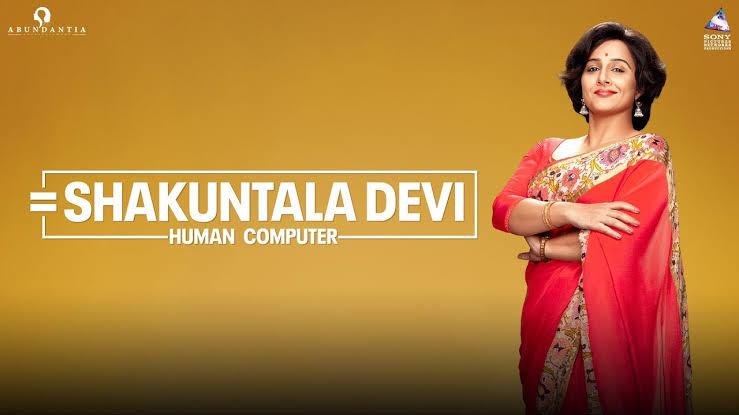 "Image result for shakuntala devi movie"""