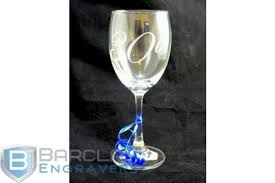 wine glass 30th ss goblet