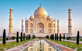 taj mahal history of international