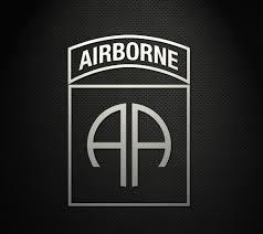 82nd Airborne Division 5 Cut Vinyl Decal Gruntworks