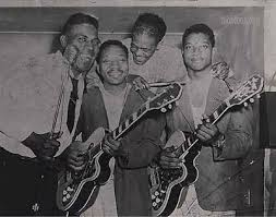 Willie Johnson - Dave's Classic Blues Guitar (1920-1970)