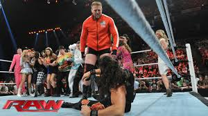 Adam Rose brings the party to London, England: Raw, May 19, 2014 - YouTube