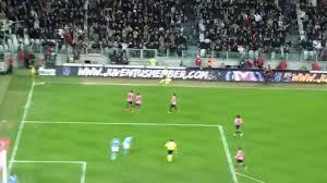 JUVENTUS Vs Napoli Goal Quagliarella 3-0 - YouTube