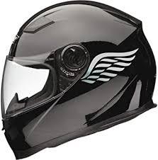 Amazon Com Vinyl Stickers Angel Wings Motorbike Helmet Decals Pair 80mm X 40mm Automotive