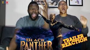 Black Panther Trailer #1 REACTION ...